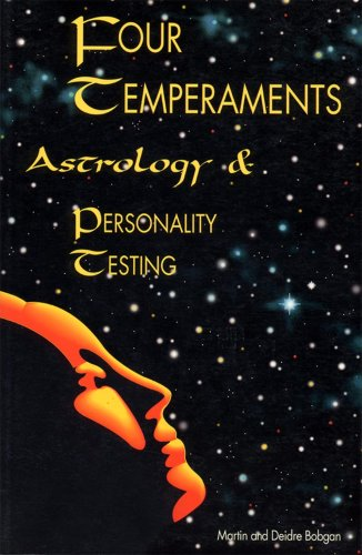 Four Temperaments - Astrology & Personality Testing