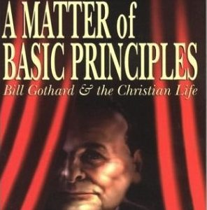 A Matter of Basic Principles