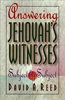 Answering Jehovah Witness
