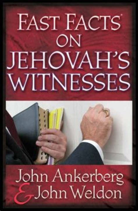Fast Facts On Jehovahs' Witnesses