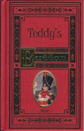 Teddys Button (Softcover) LeFEUVRE - Amy
