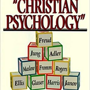 End of Christian Psychology, The BOBGAN - M&D